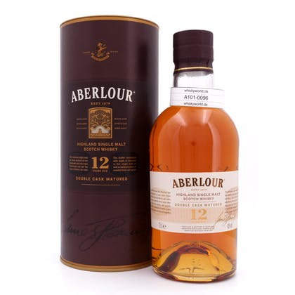 Aberlour 12 Jahre Double Cask Matured  0,70 Liter/ 40.00% Vol