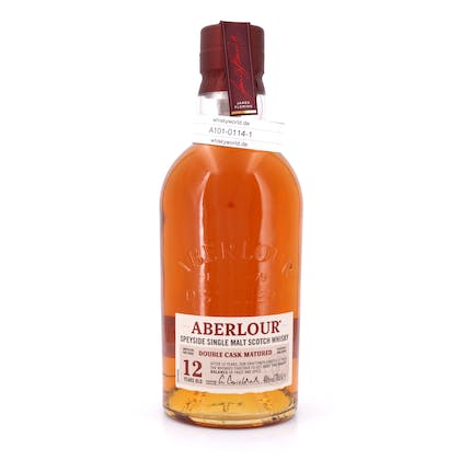 Aberlour 12 Jahre Double Cask Matured  0,70 Liter/ 40.0% vol