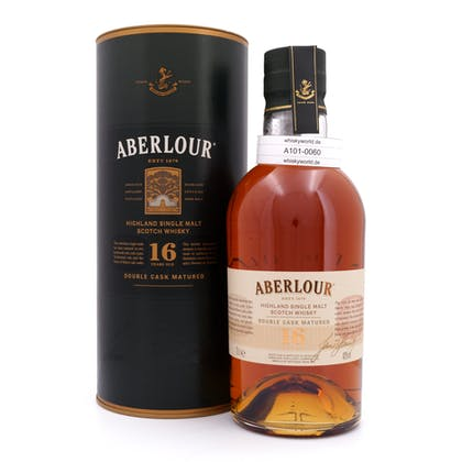 Aberlour 16 Jahre Double Cask Matured  0,70 Liter/ 40.0% vol