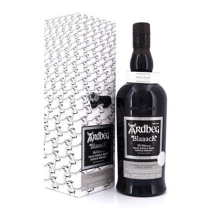 Ardbeg Blaaack Committee 20th Anniversary Limited Edition (max. 1 Flasche je Kunde / Haushalt) 0,70 Liter/ 46.0% vol