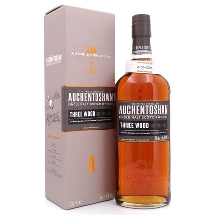 Auchentoshan Three Wood  0,70 Liter/ 43.0% vol