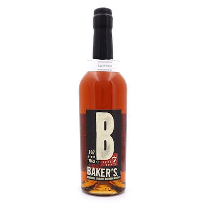 Baker's 7 Jahre Kentucky Straigth Bourbon Whiskey 0,70 Liter/ 53.5% vol