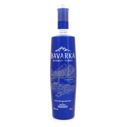 Bavarka Bavarian Vodka  0,70 Flasche/ 43.00% Vol