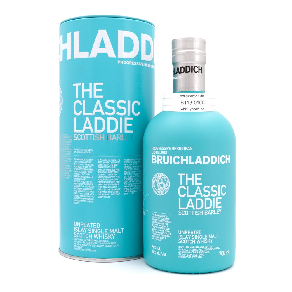 Scottish Barley The Classic Laddie 0,70 L/ 50.00%