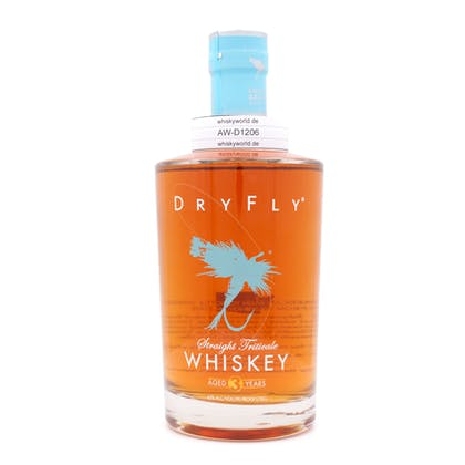 DRY FLY Straight Triticale Whiskey 3 Jahre 0,70 Liter/ 45.00% Vol