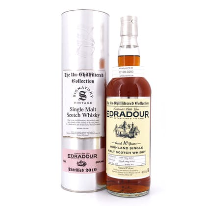 Edradour The Un-Chillfiltered Collection  0,70 Liter/ 46.0% vol