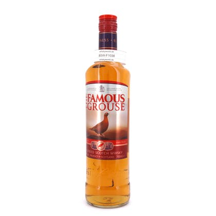 Famous Grouse Port Wood finish  0,70 Liter/ 40.0% vol