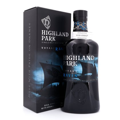 Highland Park Voyage of the Raven  0,70 Liter/ 41.30% Vol