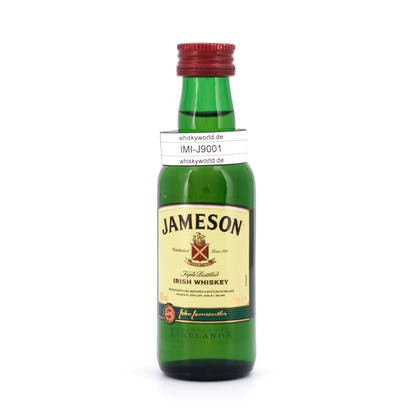 Jameson Irish Whiskey  0,050 Liter/ 40.0% vol