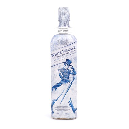 Johnnie Walker White Walker Game of Thrones Edition Winter Is Here 0,70 Liter/ 41.70% Vol