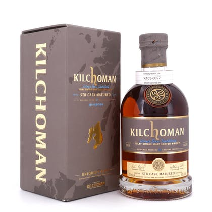 Kilchoman STR Cask Matured 2019  0,70 Liter/ 50.0% vol