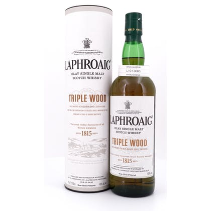 Laphroaig Triple Wood  0,70 Liter/ 48.0% vol