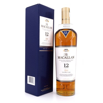 Macallan 12 Jahre Double Cask  0,70 Liter/ 40.0% vol