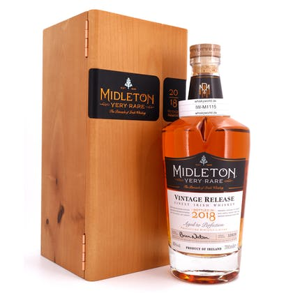 Midleton Very Rare 2018 0,70 Liter/ 40.0% vol