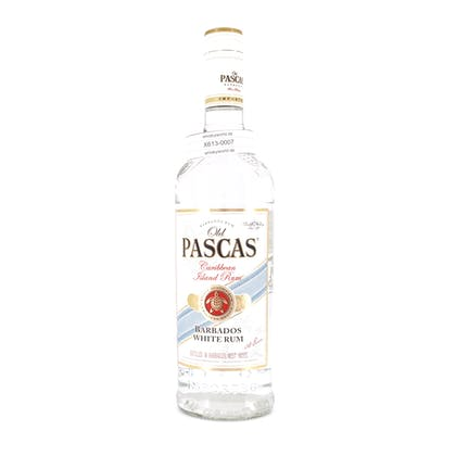 Old Pascas Barbados Blanco Rum  0,70 Liter/ 37.5% vol