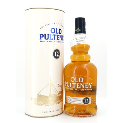 Old Pulteney 12 Jahre  0,70 Liter/ 40.00% Vol