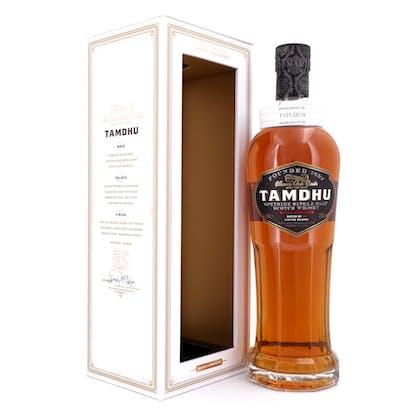 Tamdhu Cask Strength Batch No.4 0,70 Liter/ 57.8% vol
