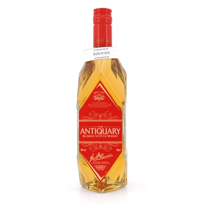 The Antiquary Blended Scotch Whisky Red Label  0,70 Liter/ 40.0% vol