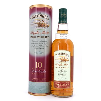 The Tyrconnell Port Cask finish 10 Jahre 0,70 Liter/ 46.0% vol