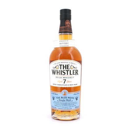The Whistler The Blue Note 7 Jahre  0,70 Liter/ 46.0% vol