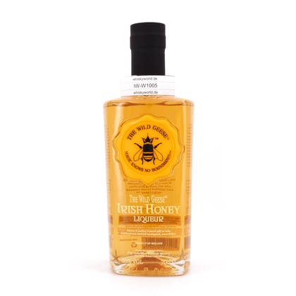The Wild Geese Irish Honey Liqueur  0,70 Liter/ 35.0% vol