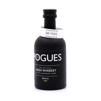 West Cork The Pogues The official Irish Whisky of the legendary Band (Miniatur) 0,050 Liter/ 40.0% vol